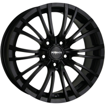 Monaco Hairpin 19x8,5 matt black 5 holes