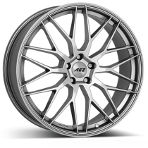 AEZ Crest 19x9 glossy silver