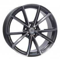 WSP Italy Aiace 19x8 5x112 ET49 57,1 anthracite polished