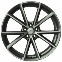 WSP Italy Aiace W569 19x8 anthracite polished