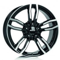 Alutec Drive 17x7,5 black polished