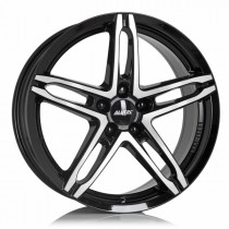 Alutec Poison 18x8 black polished