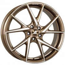 Alutec ADX.01 18x8,5 bronze polished