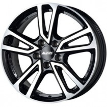 Alutec Tormenta 17x7 black polished