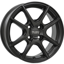 Anzio Split 16x6 matt black