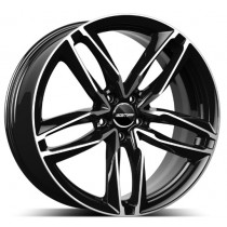 GMP Atom Black Diamond 19x8.5 5x112