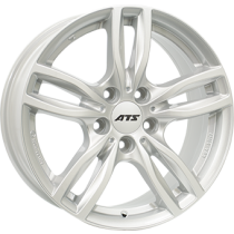 ATS Evolution 17x7,5 silver