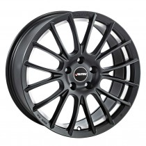 AUTEC TYPE V - VERON BLACK MATT DIAMOND CUT 17x8