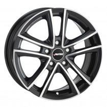 AUTEC TYPE Y - YUCON BLACK POLISHED 17x7,5