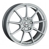Autec Club Racing 17x7,5 hyper silver