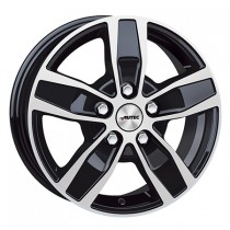 Autec Quantro 18x7,5 black polished