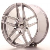 Japan Racing JR25 20x11 Blank machined silver