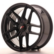 Japan Racing JR25 20x10 Blank black