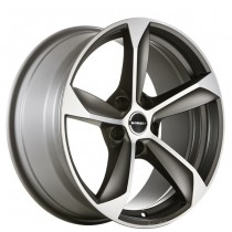 Borbet S 18x8 graphite polished matt