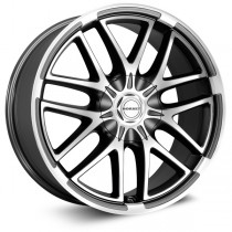 Borbet XA 19x8,5 anthracite matt finish