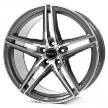 Borbet XRT 17x8 graphite polished