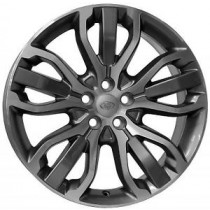 WSP Italy Bray 20x8,5 anthracite polished