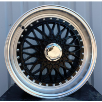 Racing Line RLBY479 black with polished lip 19x9,5 5x114,3/120 ET35 73,1