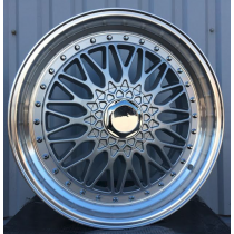 Racing Line RLBY479 silver/polished lip18x8 5x112/114,3 ET32 73,1