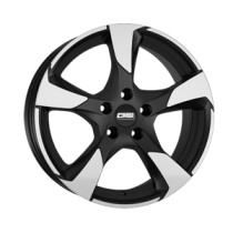 CMS C18 16x7 Diamond Matt Black