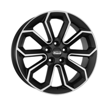CMS C20 18x8 Diamond Matt Black