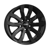 CMS C22 17x8 Complete Black Gloss