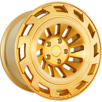 RADI8 R8T12 19x8,5 Brushed Gold