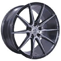 "Forzza City 19"" grey polished"