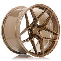 Concaver CVR2 20x8,5 brushed bronze performance concave
