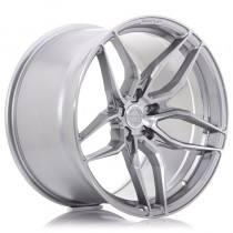 Concaver CVR3 22x10 brushed titanium performance concave