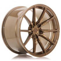 Concaver CVR4 20x9 brushed bronze performance concave