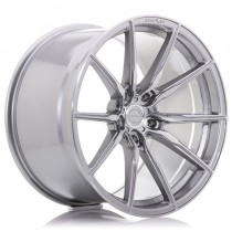 Concaver CVR4 20x9 brushed titanium performance concave