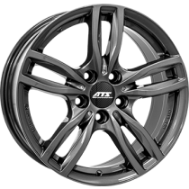 ATS Evolution 17x8 dark grey