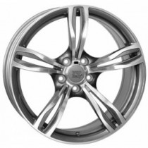 WSP Italy Daytona 20x10 5x120 ET34 72,6 anthracite polished