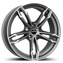 GMP Dea Anthracite Diamond 19x9