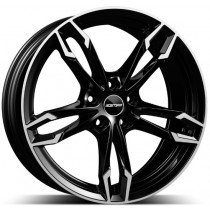 GMP Dea Black Diamond 18x9