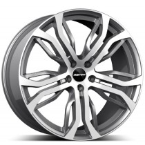 GMP Dynamik Anthracite Diamond 20x11.0 5x120 ET37 74.10