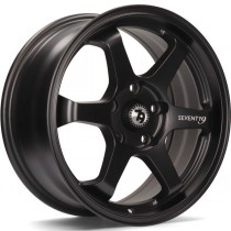 Seventy9 SV-J 17x7,5 deep black matt