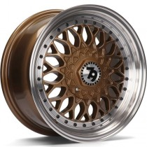 Seventy9 SV-E 17x7,5 5x112/120 ET35 72.6 bronze lip polished