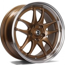 Seventy9 SV-I 16x7 bronze / polished lip