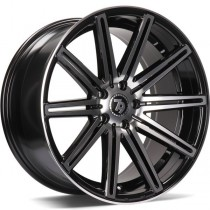 Seventy9 SV-M 18x8 5x112 ET35 66,6 black polished