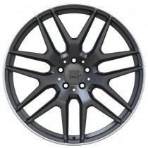 WSP Italy Eris 21x10 black lip polished