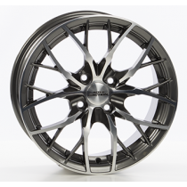 Inter Action Flash 15x7 anthracite polished