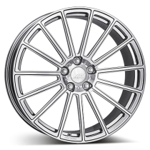 AEZ STEAM FORGED 22x10 silver polished