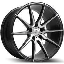 Forzza City 19x9,5 anthracite polished