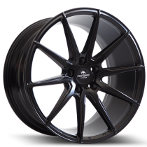 Forzza City 19x9,5 5x120 ET38 72,6 satin black