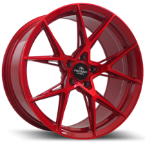 "Forzza Oregon 19"" Candy Red"