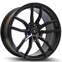 Forzza Sigma 22x9,5 5x112 ET30 66,6 black magic