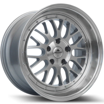 Forzza Spot 18x9,5 silver polished