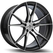 Forzza Ultra 19x9,5 5x112 ET45 66,6 anthracite polished